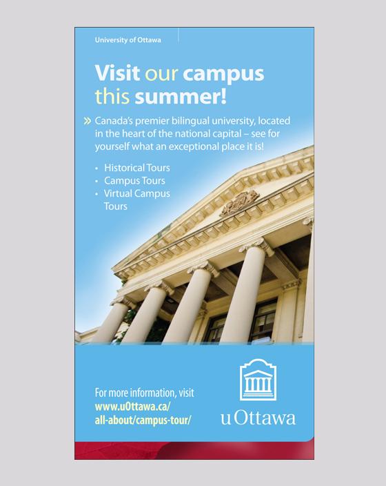 Visit our Campus Ad
