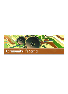 Community Life Service