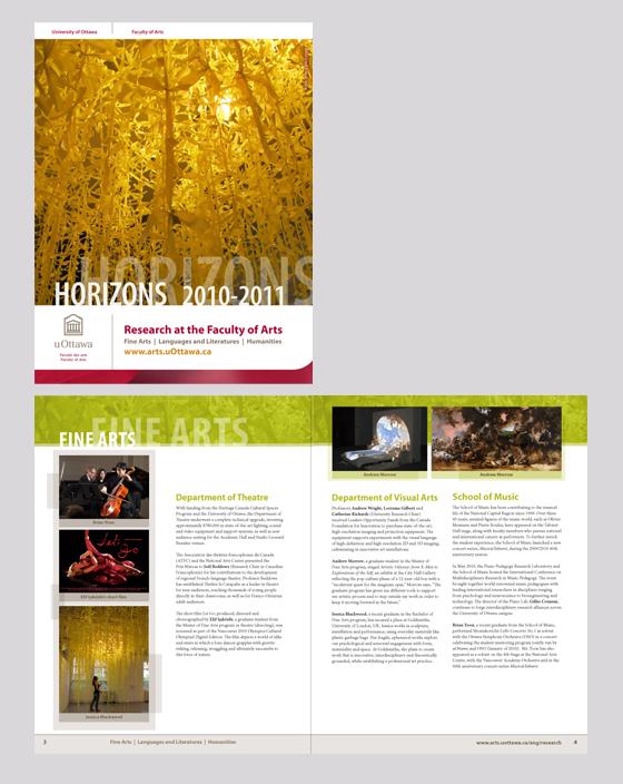 Horizons Publication