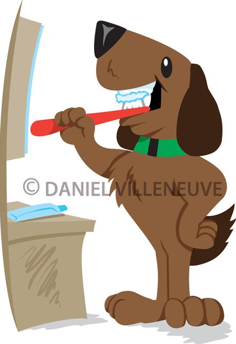 Dog Brusher