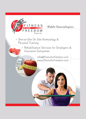 Fitness For Freedom Banner
