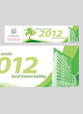 Social Sciences Building Banner