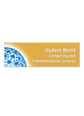 Student World Banner